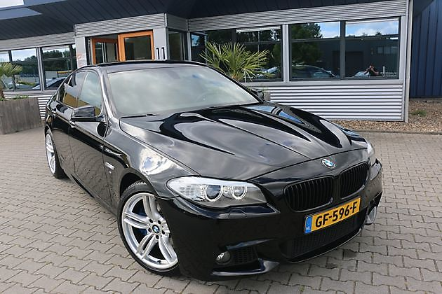 BMW 5-serie 535i M Sport Edition High Executive - Autobedrijf D. Mulder Winschoten